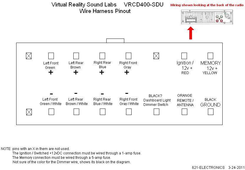 Vrcd400 sdu wiring diagram schematics and wiring diagrams on vrcd400 sdu wiring diagram VR3 VRCD400-SDU Wiring a Non-Computer 700R4